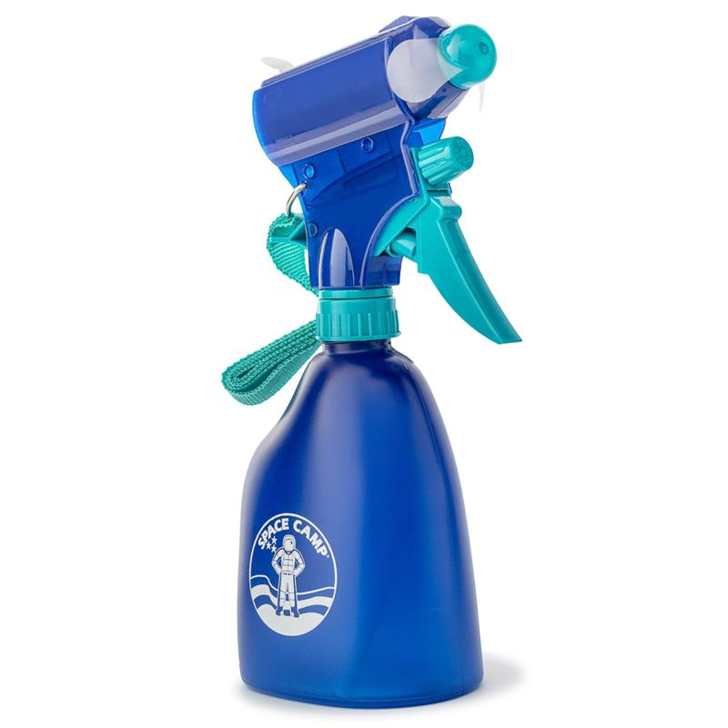 Space Camp Fan with Spray Bottle,SPACECAMP,14/0300