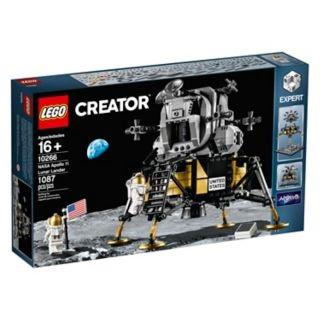 Creator Expert Lunar Lander,50TH ANNIVERSARY,10266