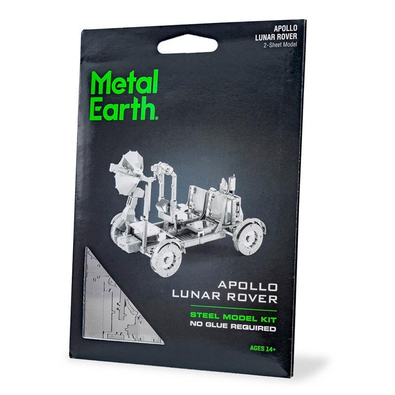 Apollo Lunar Rover Metal Model,MMS094