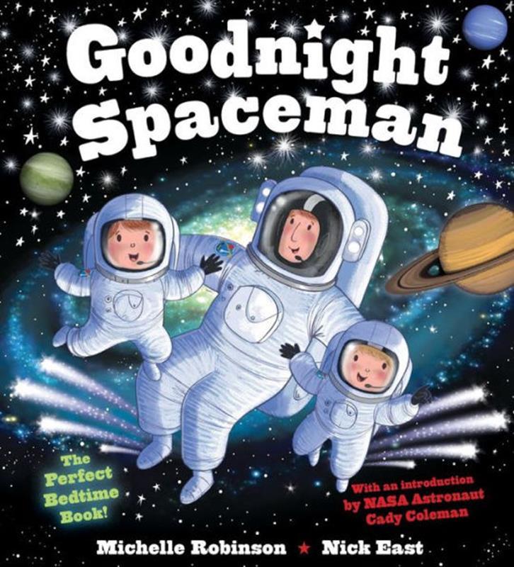 Goodnight Spaceman,9781438010861