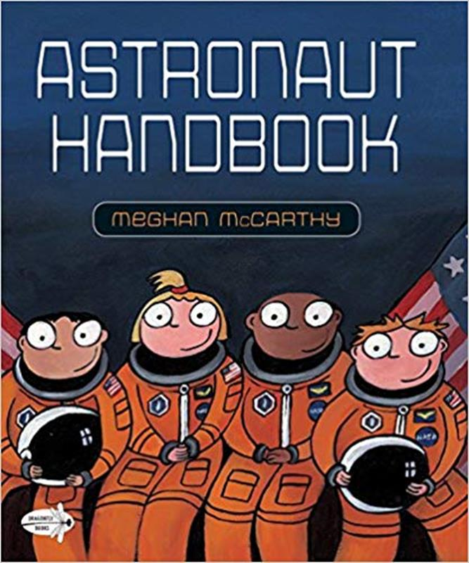Astronauts Handbook,9780375844591