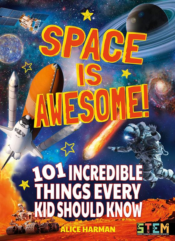 Space is Awesome!,9781789500318
