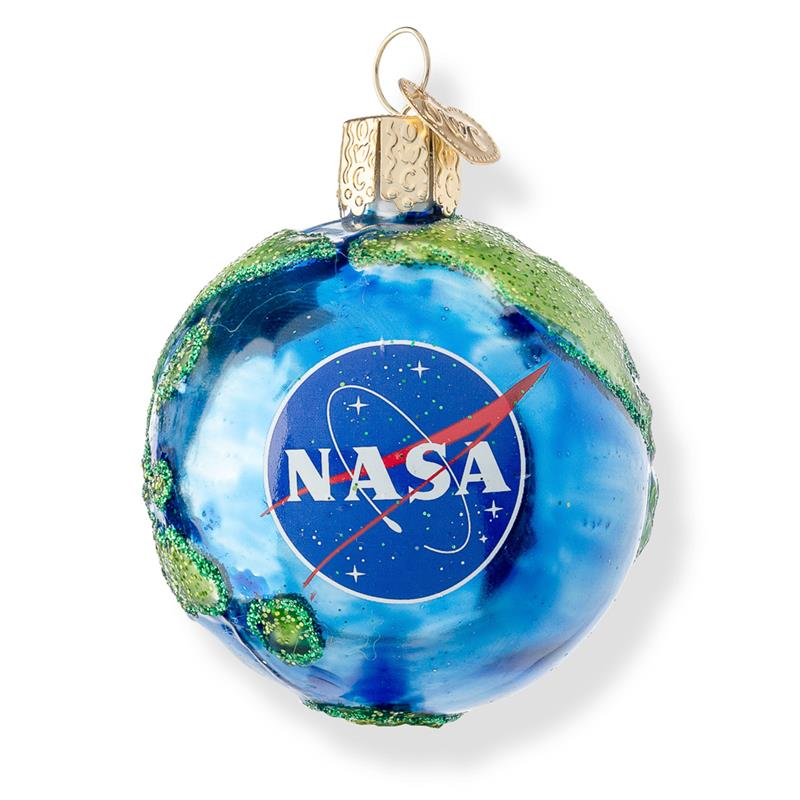 NASA Earth Ornament,NASA,22039