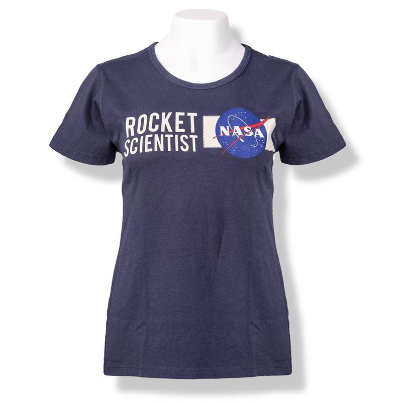 NASA Made in the USA Ladies Tshirt,NASA,L-SST-NASA-01-NY-SM