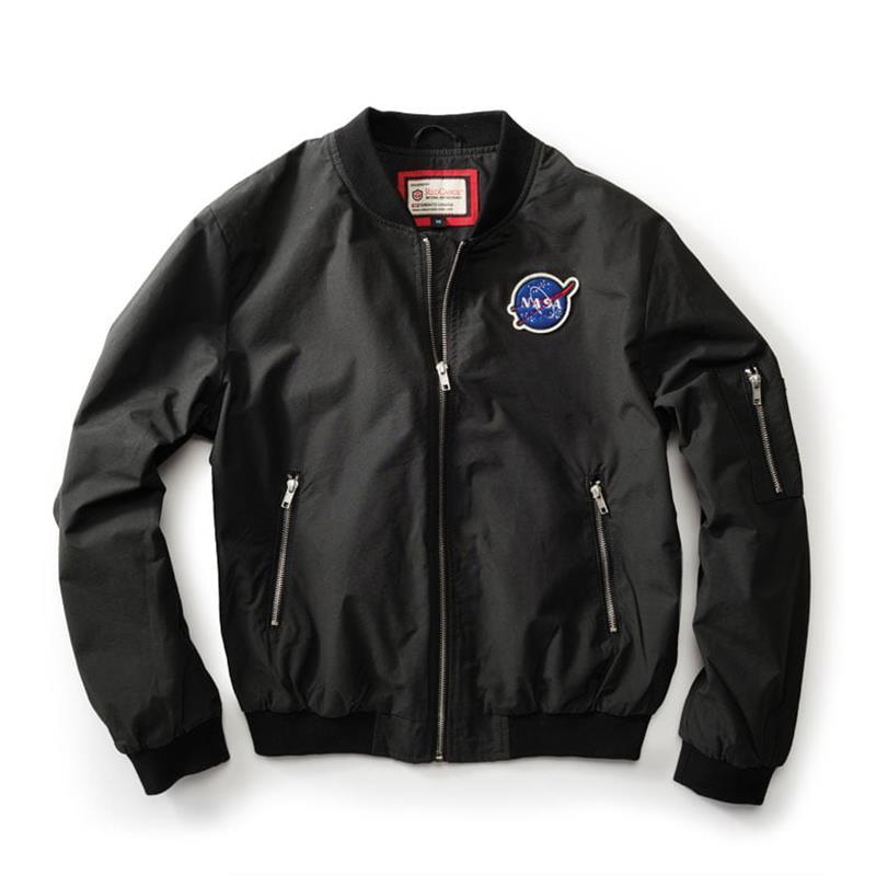 NASA Ladies Jacket,NASA,L-JKT-NASA-CH-LG