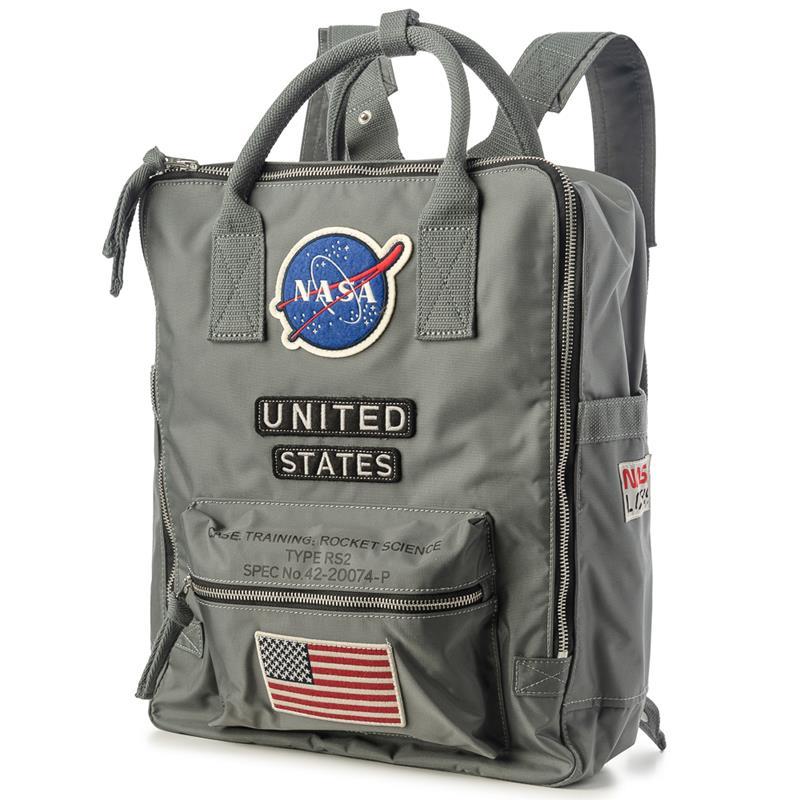 NASA Backpack,NASA,U-BAG-NASABP-GY