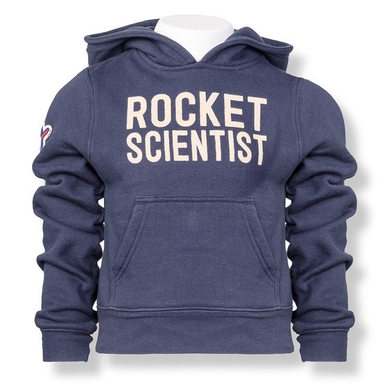 NASA Hooded Youth Pullover Size 6,NASA,K-SWP-NASA-01-NY-6