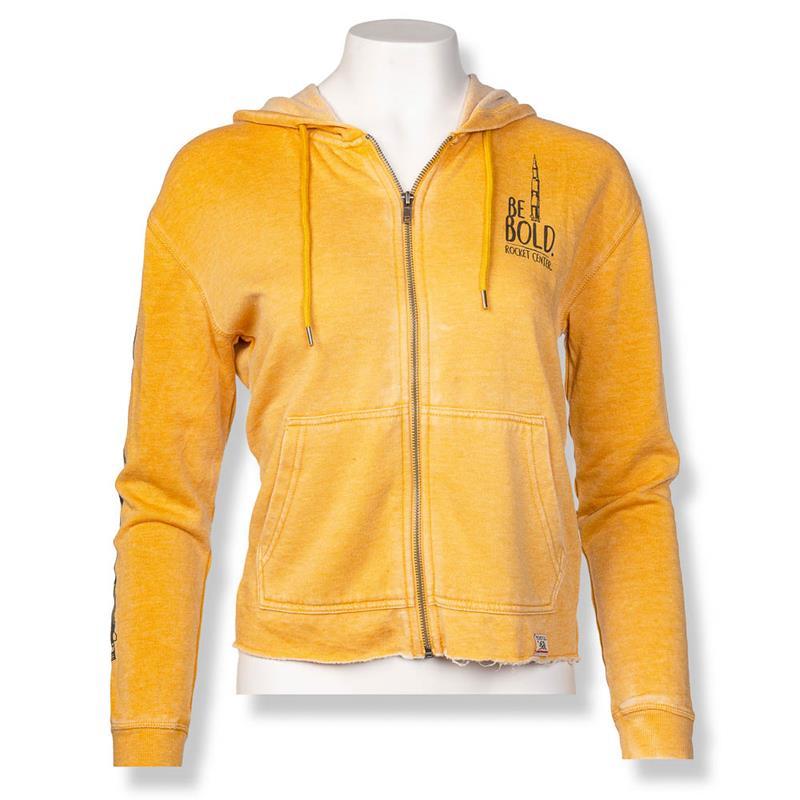 Be Bold Weathered Zip Jacket,21083/A615GOO