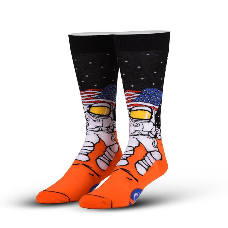 Mars Landing Socks,CSKMARS