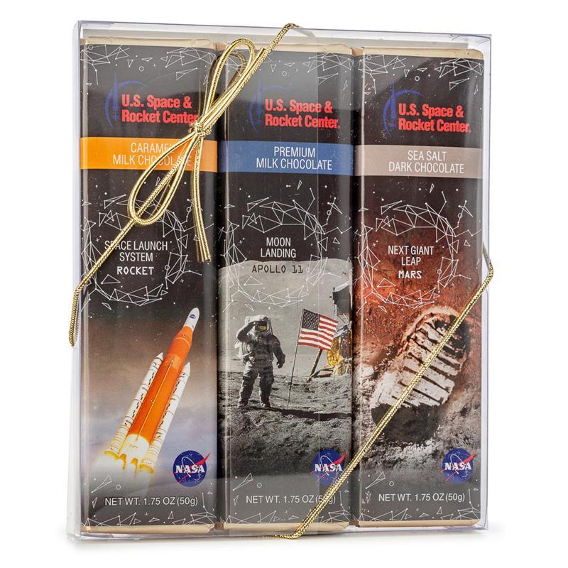 Chocolate Bar 3 pack,R603NASA