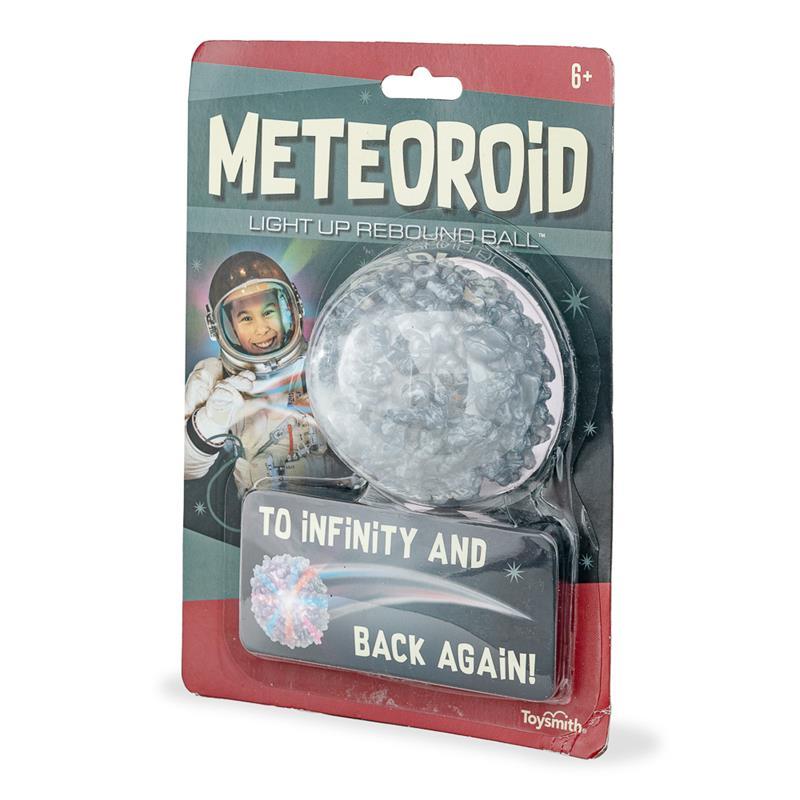 Light Up Meteroid Rebound Ball,7735