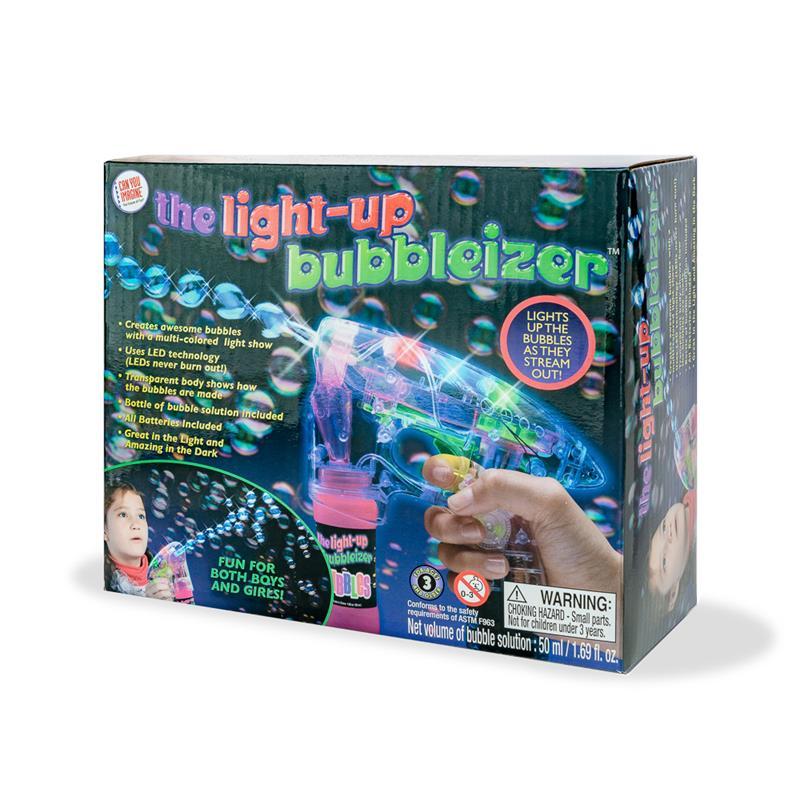 Light Up Bubbleizer,84700