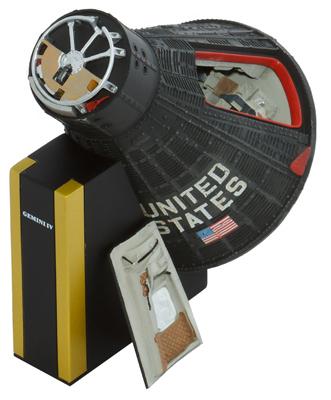 Gemini IV Capsule 1/24,MODELS,E5325
