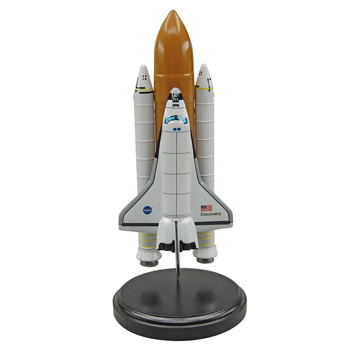 Space Shuttle Full Stack 1/200 Discovery,MODELS,E0220