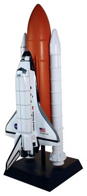 Space Shuttle Full Stack 1/200  Endeavor,MODELS,E5120