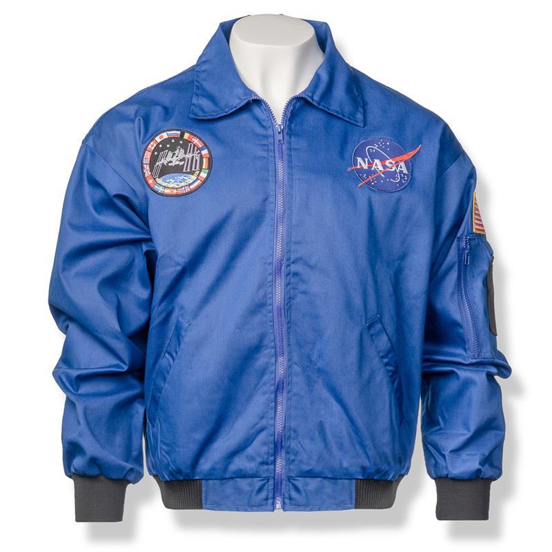 NASA Aviator Jacket Adult 2XL,NASA,9005