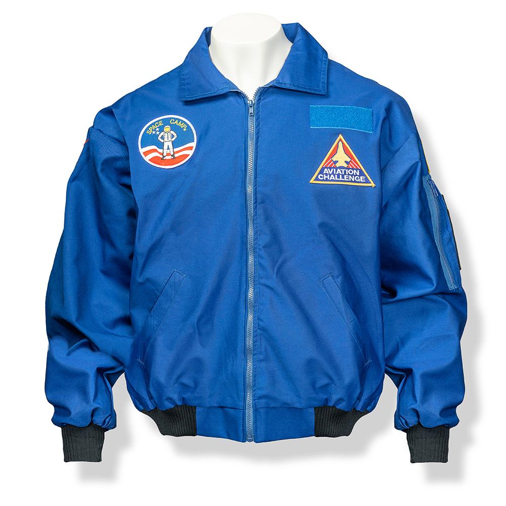 Space Camp Aviator Jacket Adult,SPACECAMP,9051