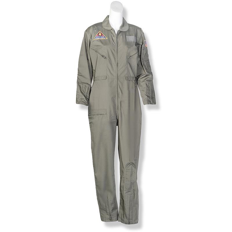 Olive Green Flight Suit,SPACECAMP