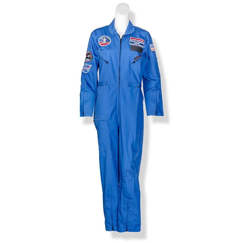 Royal Blue Flight Suit,SPACECAMP