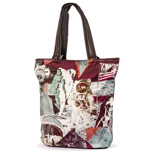 Astronaut Moon Walker Tote Size Bag,6394