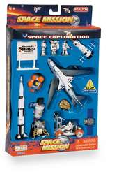 Space Mission 16-Pc playset,RT38145