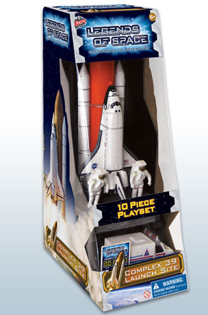 Complex 39 Shuttle Playset,001