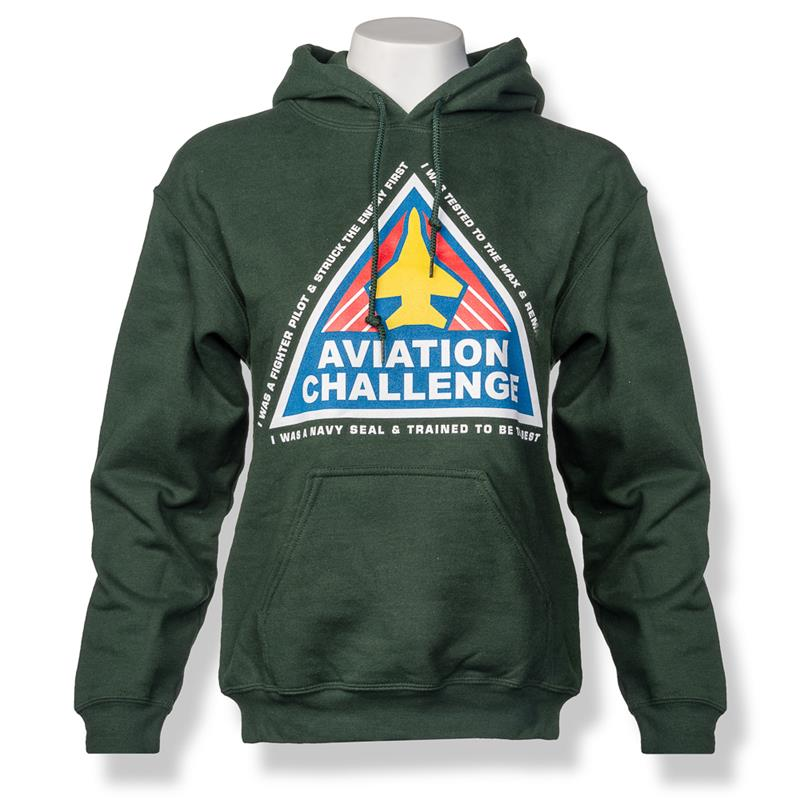 Aviation Challenge Hoodie,SPACECAMP