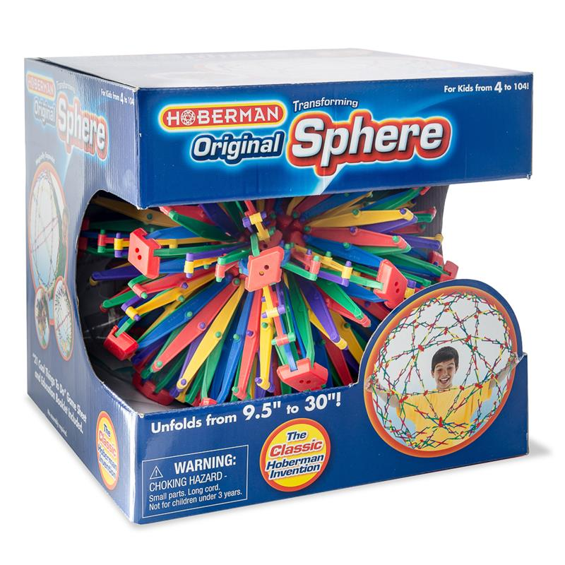 Hoberman Sphere - Rainbow,HS104