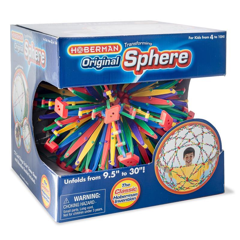 Hoberman Sphere - Rainbow,HS104