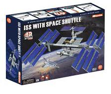 ISS 4D Puzzle,26382