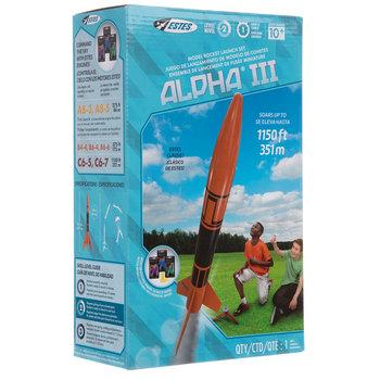 Alpha III Launch Set,EST1427