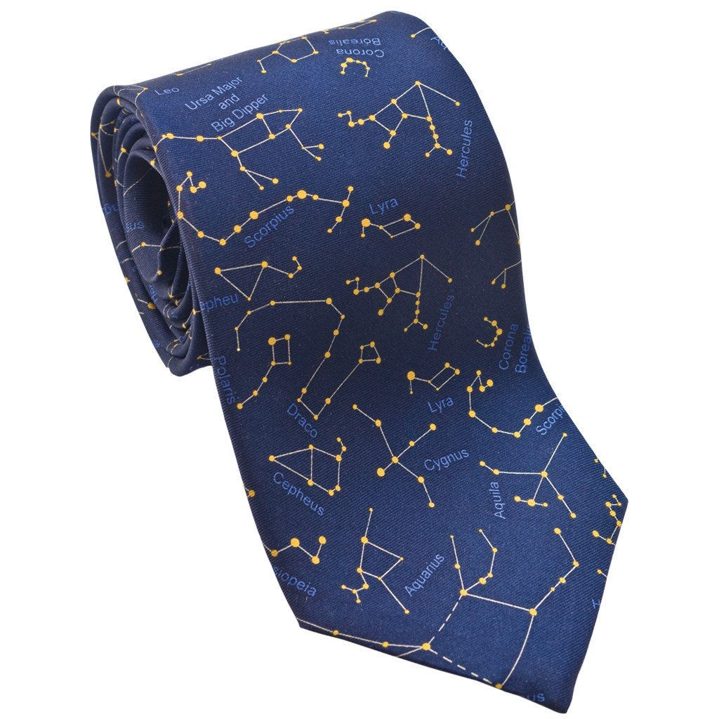Constellations Tie,2100