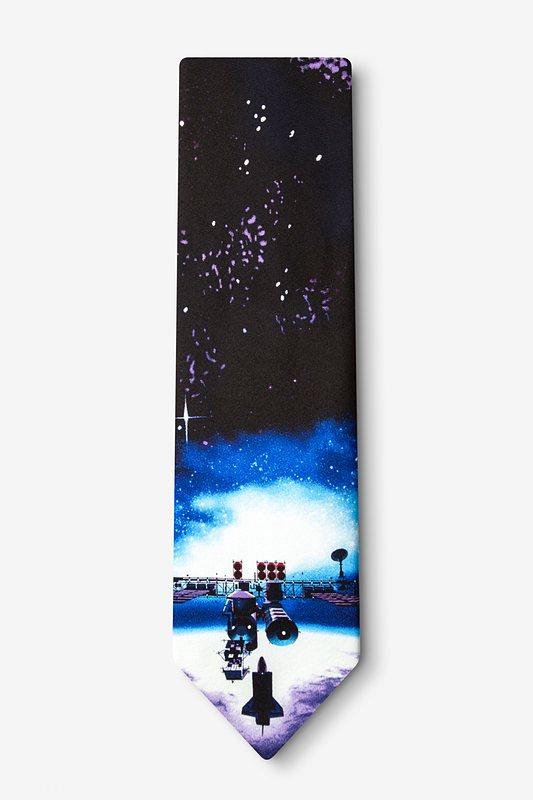Intern'l Space Station Tie,WT100602