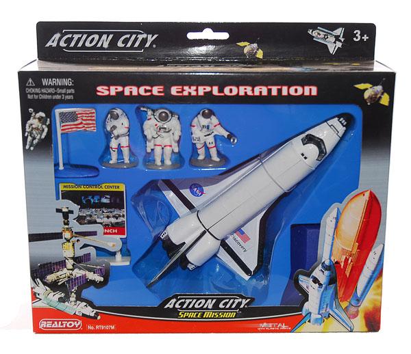 Space Shuttle w/3 Astronauts,RT9107K