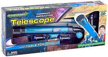 Jr. Science Explorer Telescope 20x, 30x, 40x,WT-TST