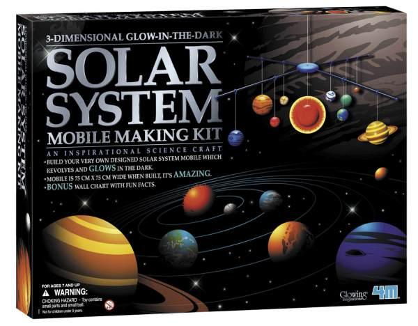 3-D Solar System Mobile Kit,5219