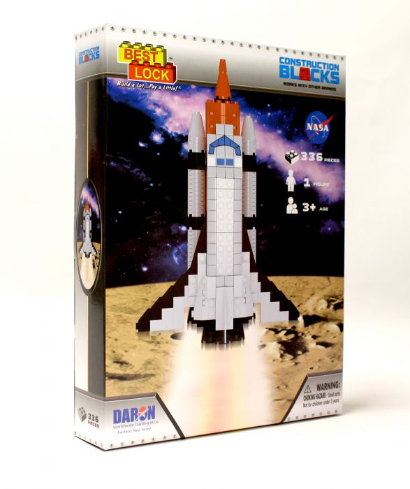 Space Shuttle Construction Toy,BL5740