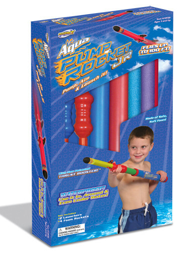 Aqua Pump Rocket Jr - Double,12920