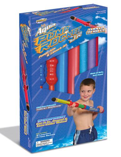 Aqua Pump Rocket Jr - Double,12920