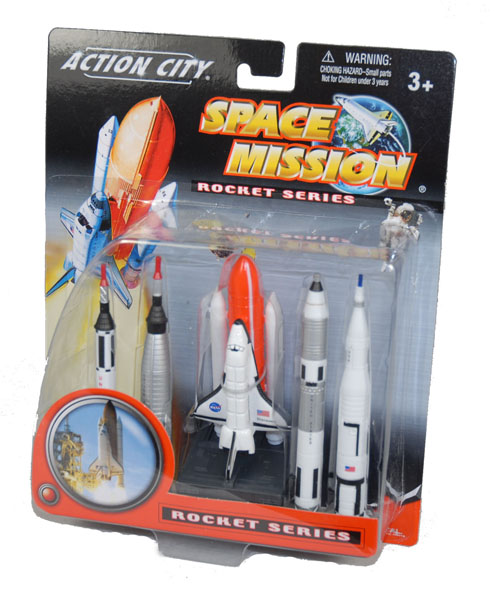 Space Shuttle & Rocket Pack,RT9123