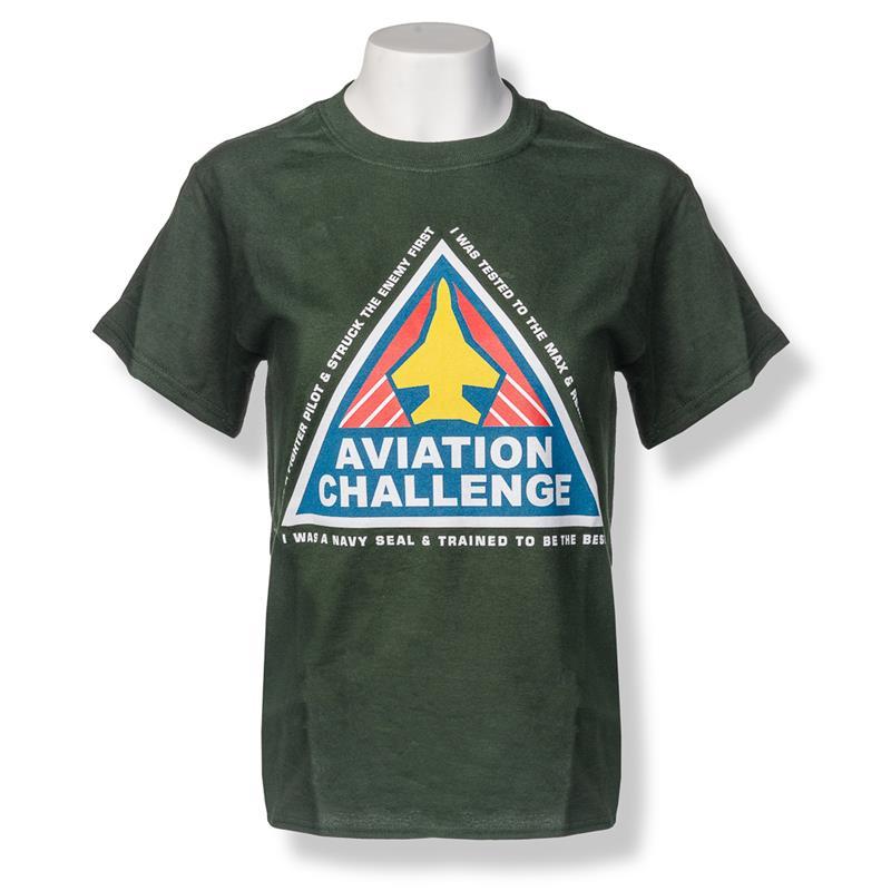 Aviation Challenge Tee,SPACECAMP