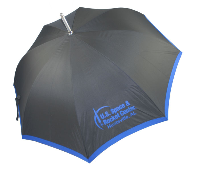 Rocket Center Two Tone Umbrella,ROCKET CENTER,ACC840 DOM