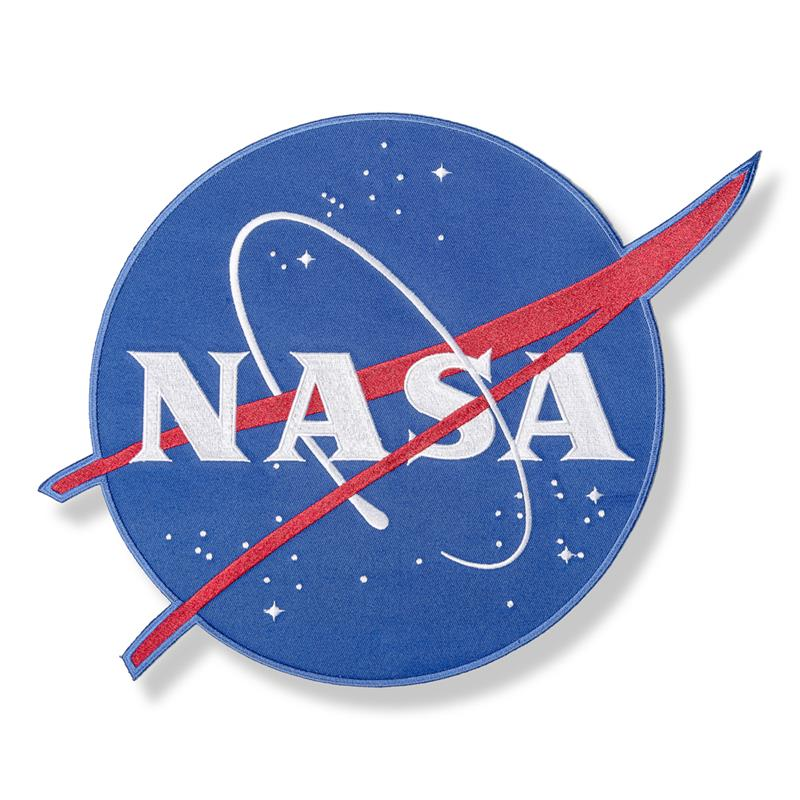 "11"" NASA Vector Logo Patch,NASA,I4551"