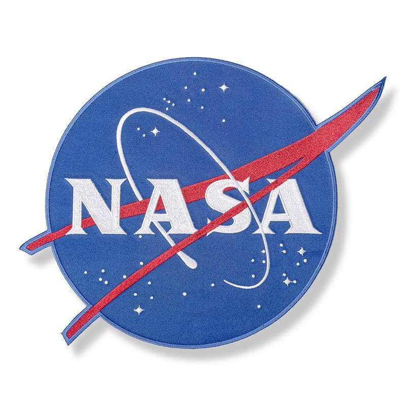 """11"""" NASA Vector Logo Patch,NASA,I4551"""