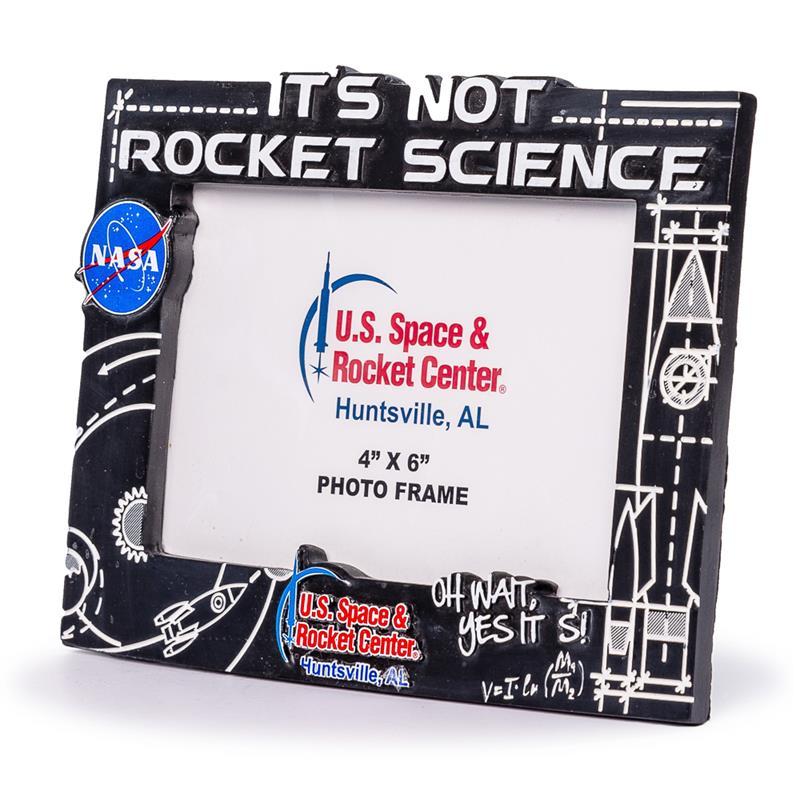Its Not Rocket Science Frame,NOT ROCKET SCIENCE,FRM140 IMP