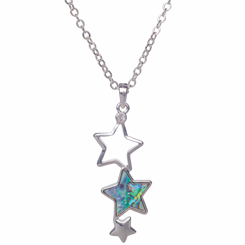 Necklace - Stars,8521485