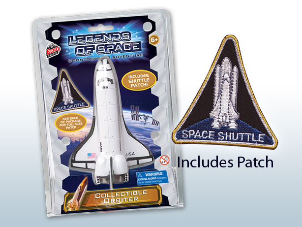 Shuttle Orbiter Collector Series,003