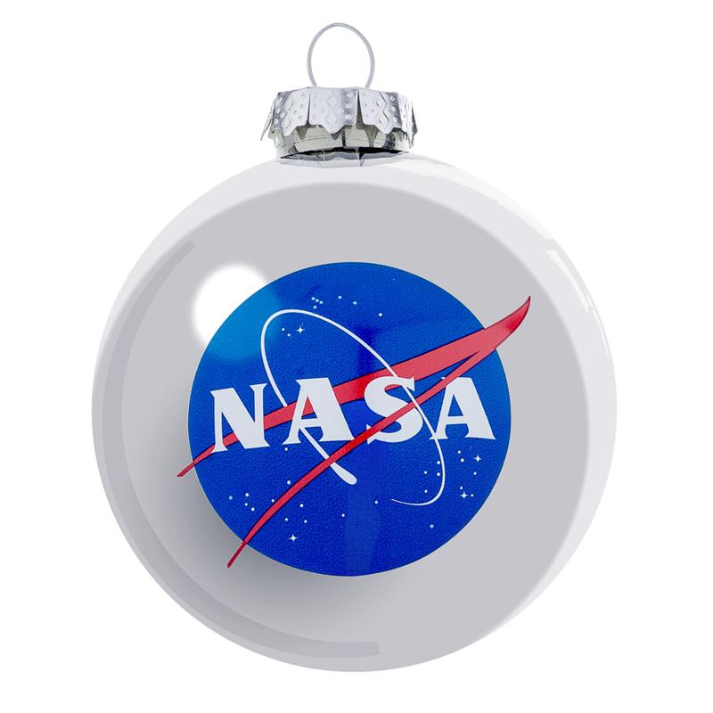 NASA Holiday Ornament,NASA,HOL085 IMP