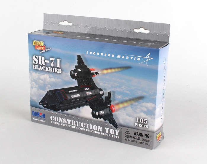 SR-71 Blackbird Best Lock,BL14186
