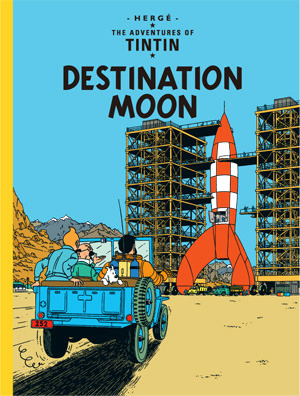 Destination Moon (TinTin),8453